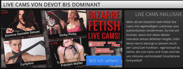 Fetisch Live Cams